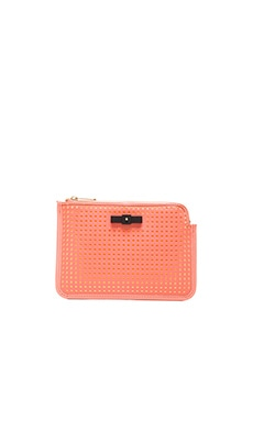 Marc by Marc Jacobs Perforated Mesh Mini Tablet Case in Spring Peach Multi