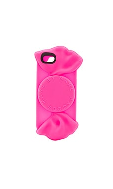 Marc by Marc Jacobs Candy Wrapper iPhone 6 Case in Knockout Pink