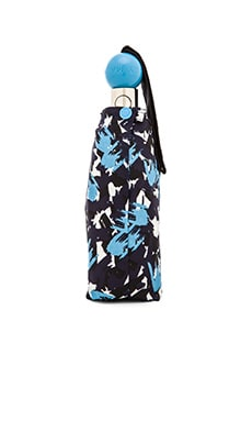 Marc by Marc Jacobs Brush Tips Umbrella in Electric Blue Multi