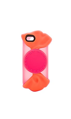 Marc by Marc Jacobs Candy Wrapper iPhone 6 Case in Shocking Pink Multi