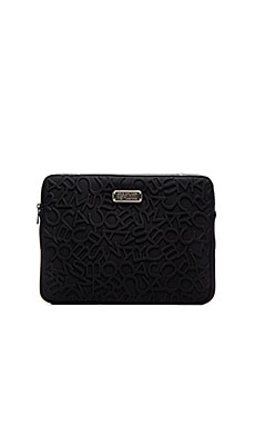 Marc by Marc Jacobs Scrambled Logo Neoprene 13
