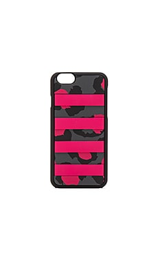 Marc by Marc Jacobs Card Slot Divine Leopard iPhone 6 Case in Raspberry Sorbet Multi