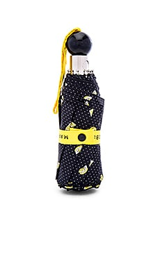 Marc by Marc Jacobs Lemon Slice Umbrella in Black Multi