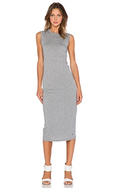 Marc by Marc Jacobs Favorite Tee Dress in Elephant Grey