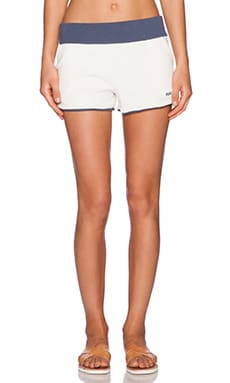 Marc by Marc Jacobs Sadie Solid Terry Chelsea Short in Talc Multi