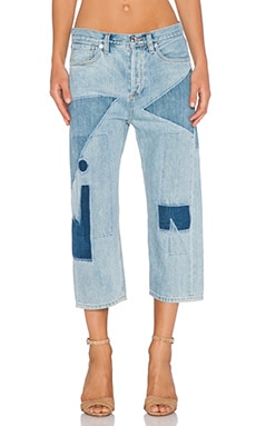 Marc by Marc Jacobs Big Jean in Patch on Patch
