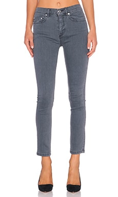 Marc by Marc Jacobs Ella Skinny Crop Jean in Storm Grey