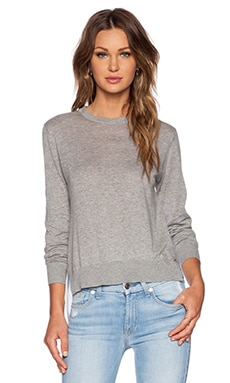 Marc by Marc Jacobs Mercy Sweater in Frost Grey Melange