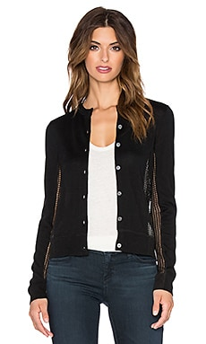 Marc by Marc Jacobs Holly Cardigan in Black