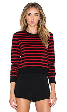 Marc by Marc Jacobs Jacquelyn Sweater in Black Multi