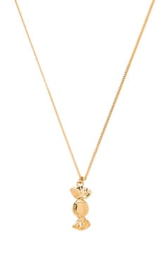Marc by Marc Jacobs Candy Pendant in Oro