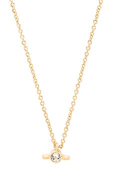 Marc by Marc Jacobs Screw It Wingnut Pendant Necklace