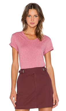 Marc by Marc Jacobs Favorite Tee in Rosette Pink
