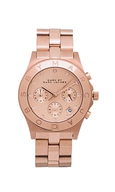 Marc by Marc Jacobs Blade Watch in Rosegold