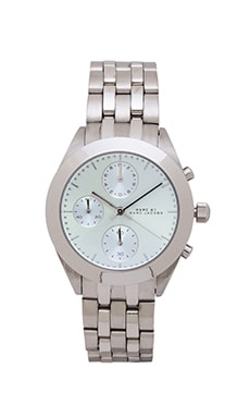 Marc by Marc Jacobs Peeker Watch in Silver