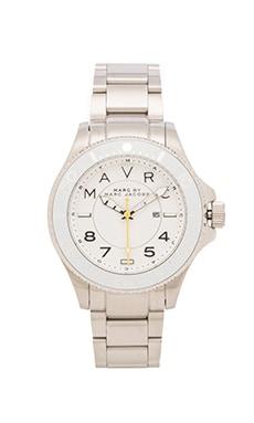 Marc by Marc Jacobs Dizz Watch in Silver