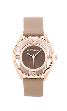 Marc by Marc Jacobs Tether Watch in Gravel Grey