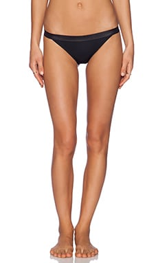 Marc by Marc Jacobs Color Block Bikini Bottom in Black Multi