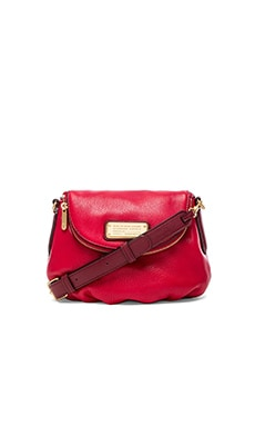 Marc by Marc Jacobs New Q Mini Natasha in Rosey Red Multi