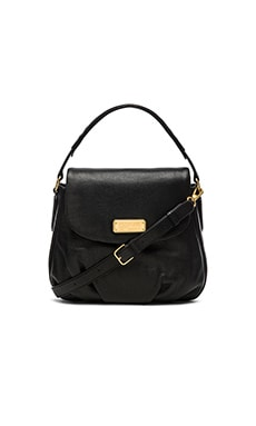 Marc by Marc Jacobs New Q Lil Ukita Bag in Black