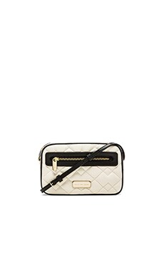Marc by Marc Jacobs Sally Quilted Bag in Leche Multi