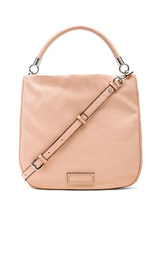 Marc by Marc Jacobs Too Hot to Handle Hobo in Tropical Peach