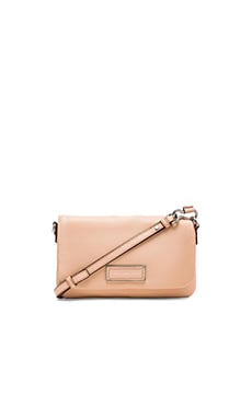 Marc by Marc Jacobs Too Hot to Handle Flap Percy Bag in Tropical Peach