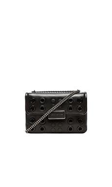 Marc by Marc Jacobs Rebel Grommet 24 Bag in Black