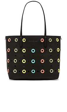 Marc by Marc Jacobs Metropolitote Grommet Bag in Black