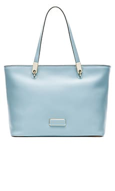 Marc by Marc Jacobs Ligero EW Tote in Faded Blue Multi
