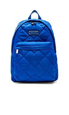 Marc by Marc Jacobs Cosby Quilt Nylon Backpack in Salton Sea
