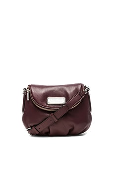 Marc by Marc Jacobs New Q Mini Natasha Crossobdy Bag in Cardamom
