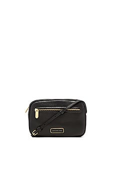 Marc by Marc Jacobs Sally Crossbody in Black