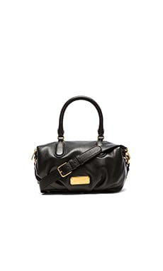 Marc by Marc Jacobs New Q Small Legend in Black