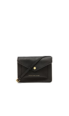 Marc by Marc Jacobs Metropoli Crossbody in Black