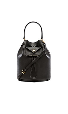 Marc by Marc Jacobs Metropoli Bucket Bag in Black