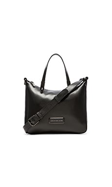 Marc by Marc Jacobs Ligero Nano Ninja Tote in Black