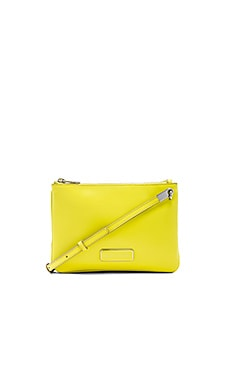 Marc by Marc Jacobs Ligero Double Percy Crossbody in Zest Multi