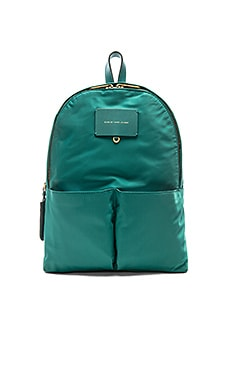 Marc by Marc Jacobs Preppy Legend Backpack in Crocodile Green