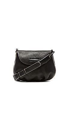 Marc by Marc Jacobs New Q Reversible Mini Nastasha Crossbody in Black Multi