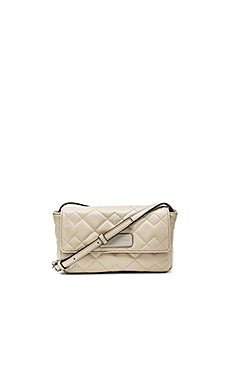 Marc by Marc Jacobs Sophisticato Crosby Quilt Jule Crossbody in Tumbleweed Beige