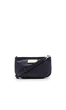 Marc by Marc Jacobs New Q Percy Crossbody in India Ink