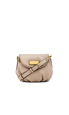 Marc by Marc Jacobs New Q Mini Natasha Crossbody in Papyrus