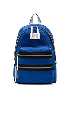 Marc by Marc Jacobs Domo Arigato Packrat in Neptune Blue