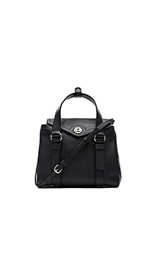 Marc by Marc Jacobs Dolly Working Girl Leather Mini Satchel in India Ink