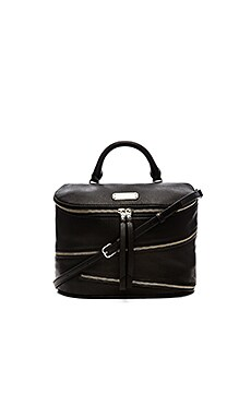 Marc by Marc Jacobs Serpentine Satchel in Black