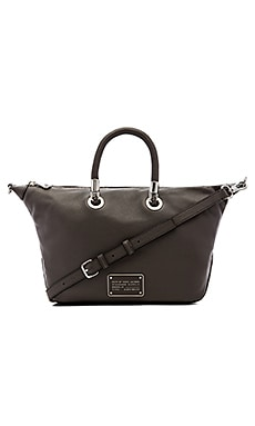 Marc by Marc Jacobs New Too Hot To Handle Satchel in Faded Aluminum
