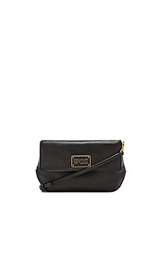 Marc by Marc Jacobs New Too Hot to Noa Crossbody in Black