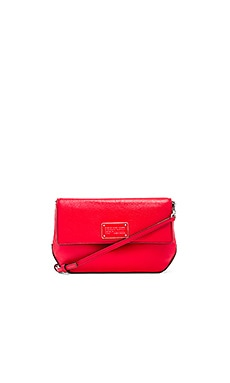Marc by Marc Jacobs New Too Hot to Noa Crossbody in Cambridge Red