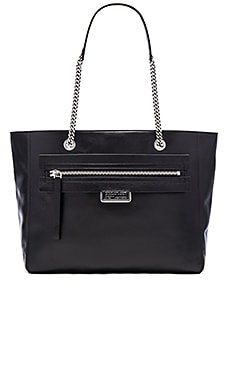 Marc by Marc Jacobs Top of the Chain Tote en Noir